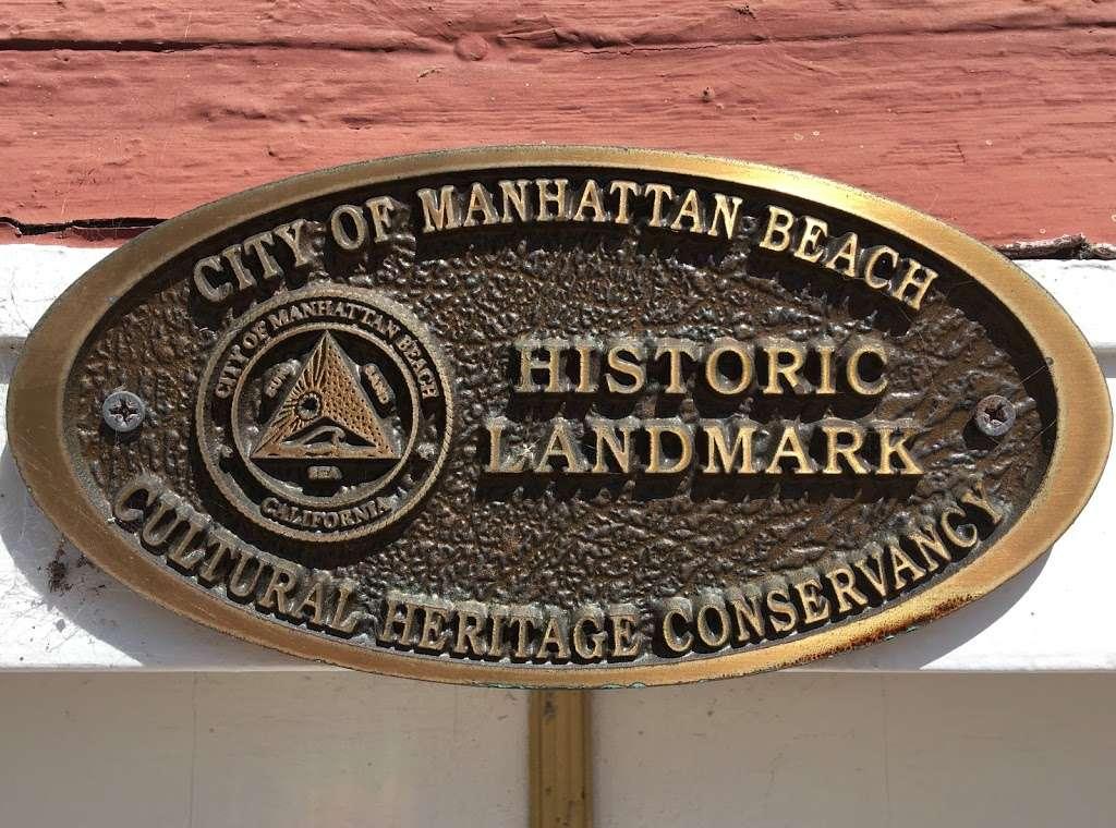 Manhattan Beach Historical Society - museum  | Photo 3 of 8 | Address: 1601 Manhattan Beach Blvd, Manhattan Beach, CA 90266, USA | Phone: (310) 374-7575