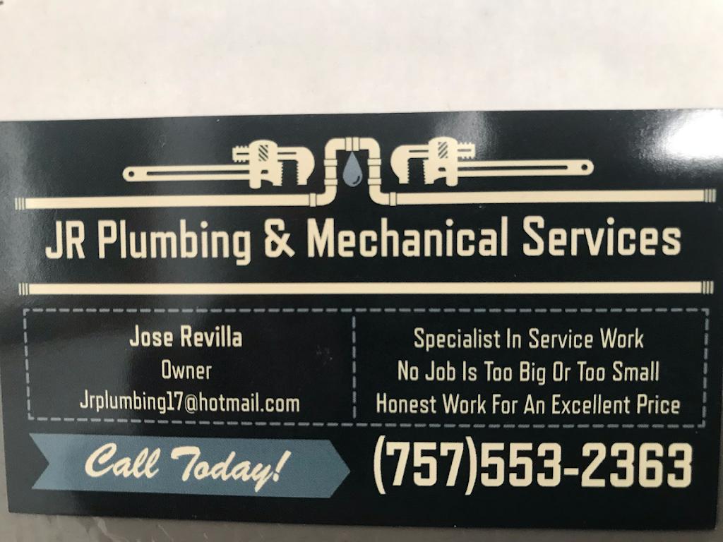 JR Plumbing & Mechanical Services - plumber    Photo 2 of 2   Address: 731 Roosevelt Ave, Virginia Beach, VA 23452, USA   Phone: (757) 553-2363
