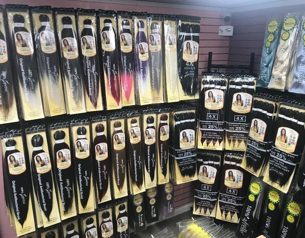 Personal Touch Wigs and Beauty Supply - hair care  | Photo 3 of 10 | Address: 5722 Watt Ave, North Highlands, CA 95660, USA | Phone: (916) 692-8605