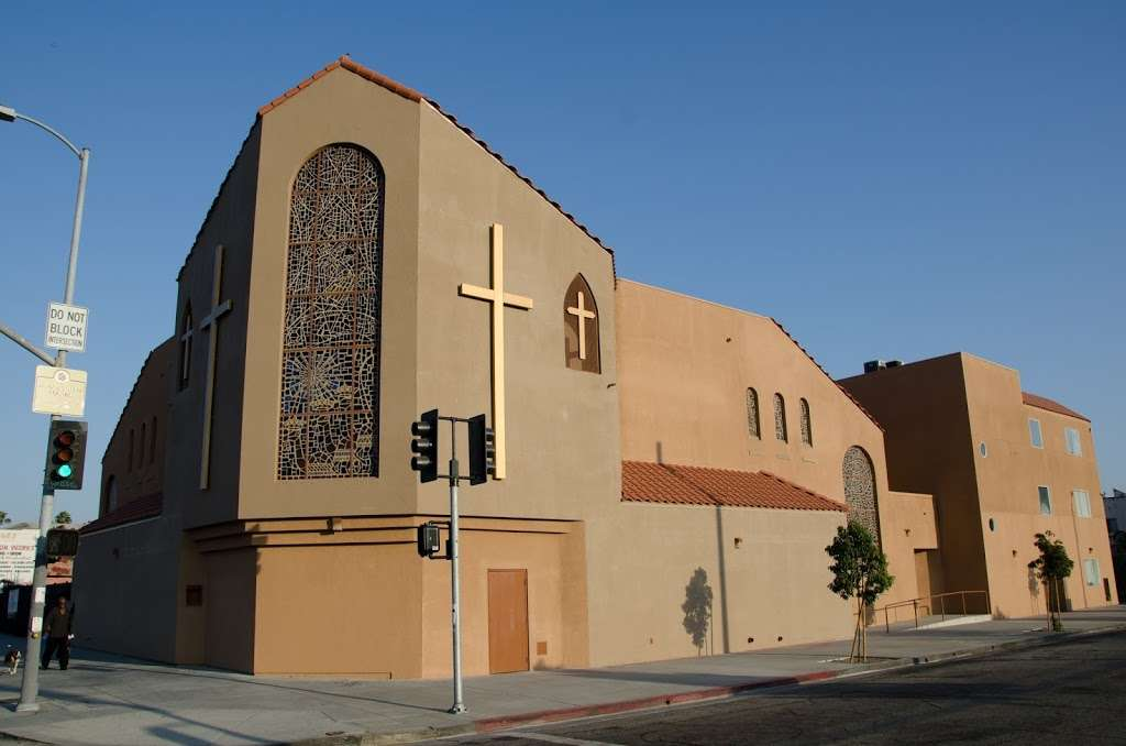 Southern Saint Paul Church - church  | Photo 1 of 10 | Address: 4678 W Adams Blvd, Los Angeles, CA 90016, USA | Phone: (323) 731-2703