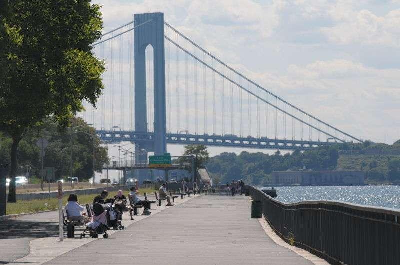 Shore Park and Parkway - park  | Photo 3 of 10 | Address: Verrazano-Narrows Bridge, Brooklyn, NY 11209, USA