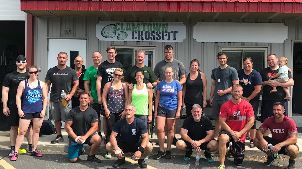 Clamtown CrossFit - gym  | Photo 1 of 10 | Address: 140 7th Ave # 2, Little Egg Harbor Township, NJ 08087, USA | Phone: (609) 812-2145
