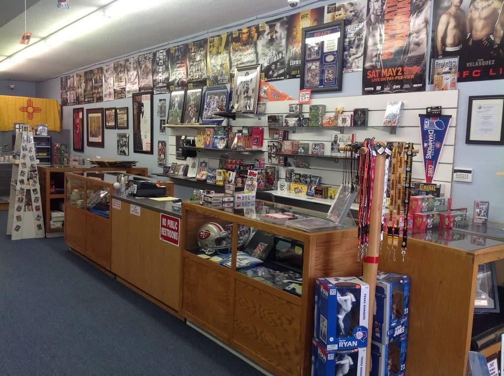 GameTime Sports Cards & Collectables - store  | Photo 6 of 10 | Address: 1449 Eubank Blvd NE, Albuquerque, NM 87112, USA | Phone: (505) 294-3087