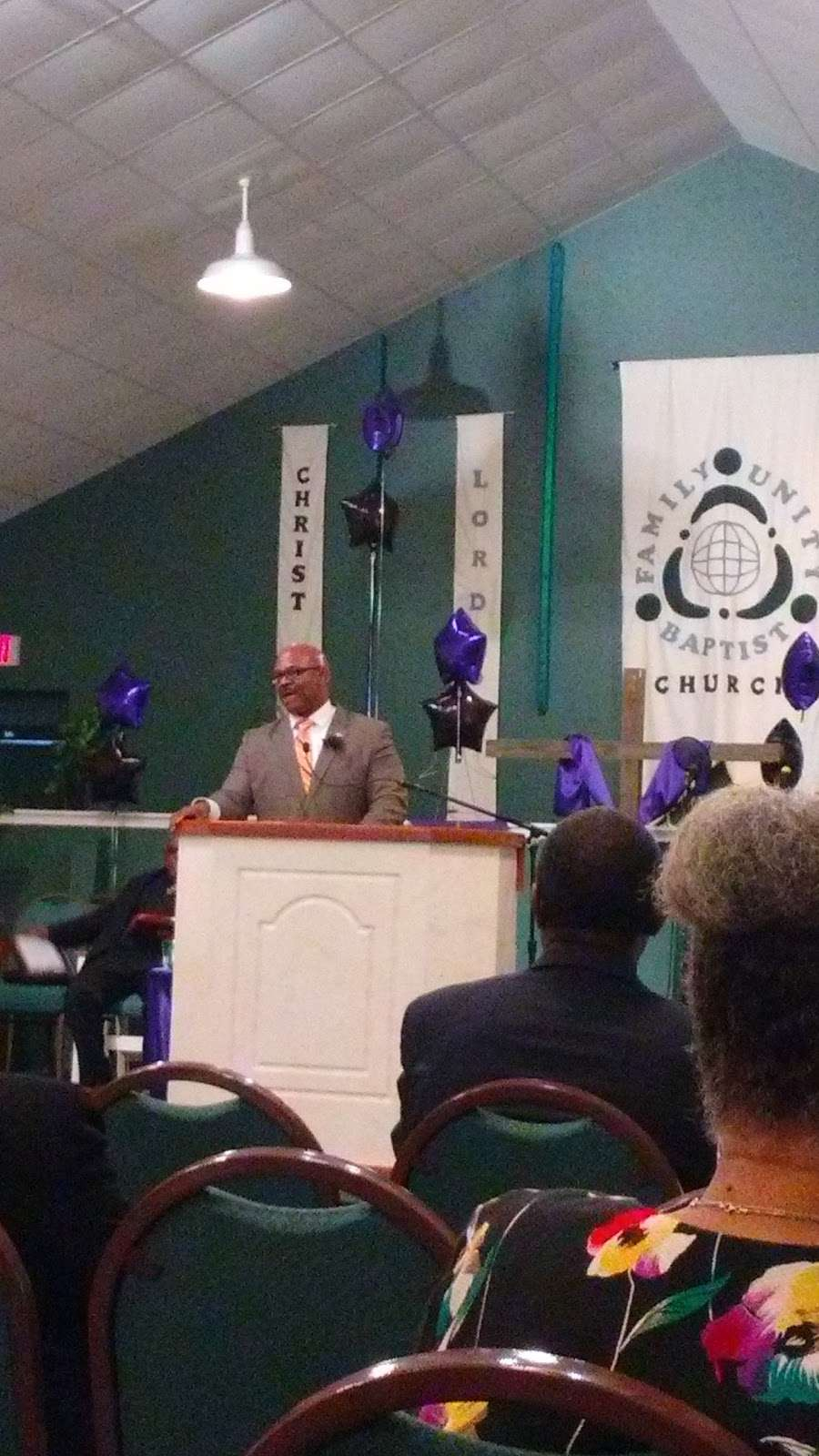 Family Unity Baptist Church - church    Photo 3 of 5   Address: 1221 Cedar Dr, La Marque, TX 77568, USA   Phone: (409) 933-4962