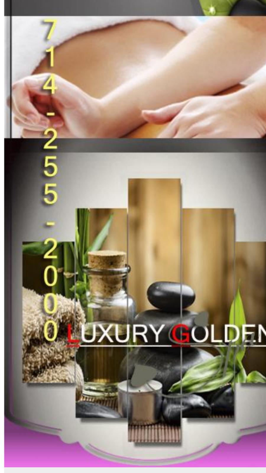 Luxury Golden Spa - spa  | Photo 5 of 5 | Address: 405 S State College Blvd B.101, Brea, CA 92821, USA | Phone: (714) 255-2000