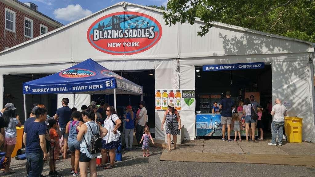 Blazing Saddles Bike Rentals & Tours - travel agency  | Photo 2 of 9 | Address: 698 Division Rd, New York, NY 10004, USA | Phone: (917) 440-9094
