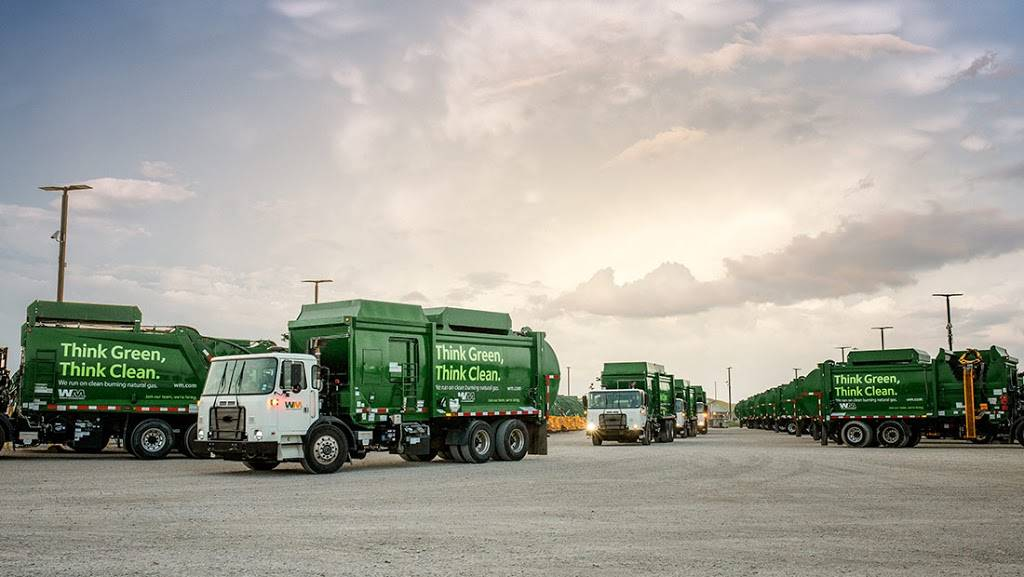 Waste Management - Rincon Recycling & Transfer Station - store  | Photo 2 of 10 | Address: 5890 S Mann Ave, Tucson, AZ 85706, USA | Phone: (520) 744-2600