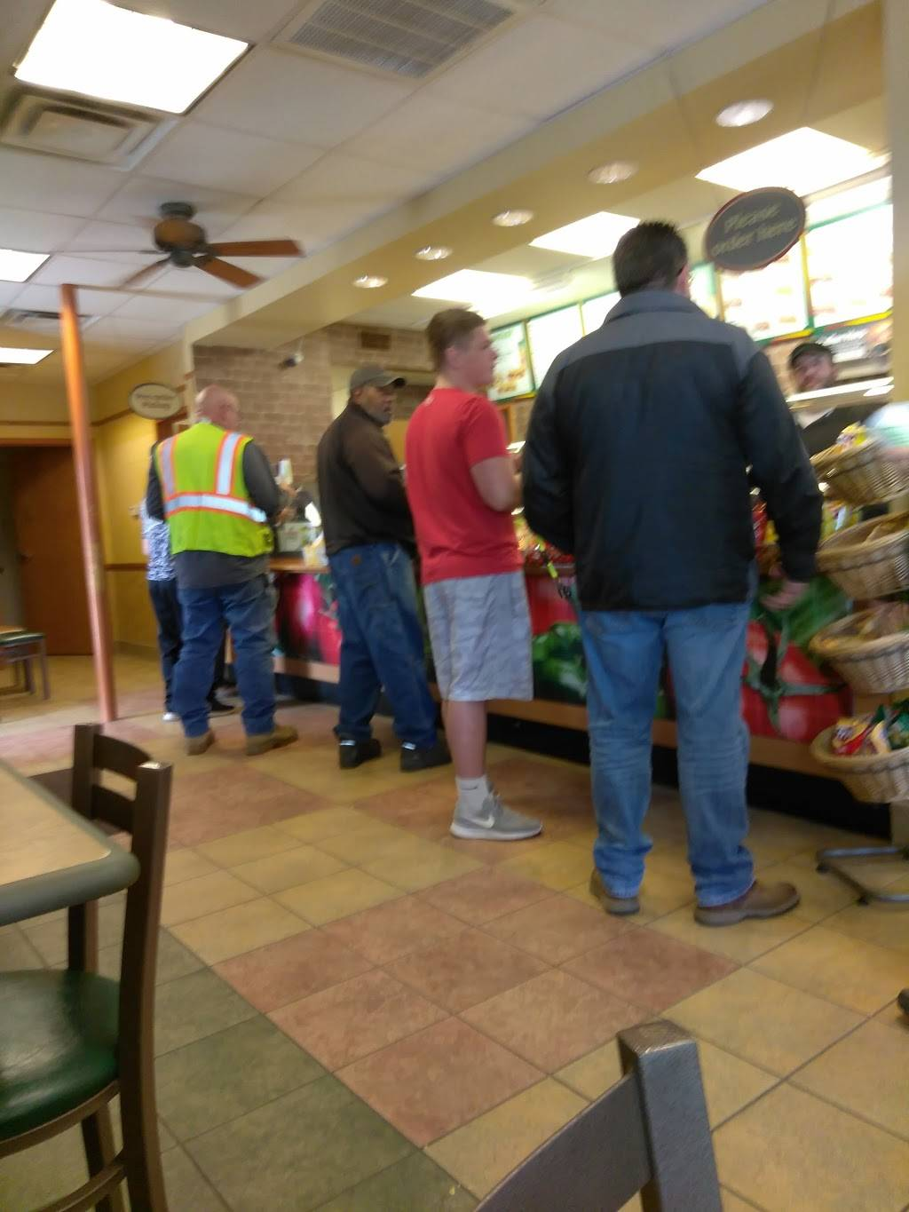 Subway - meal takeaway  | Photo 1 of 2 | Address: 1501 Woodville Rd, Millbury, OH 43447, USA | Phone: (419) 836-3325