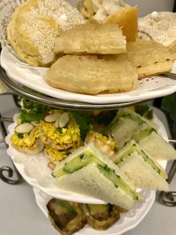 The Garden Tea Room - cafe  | Photo 9 of 10 | Address: 329 S Main St, Conyngham, PA 18219, USA | Phone: (570) 788-4832