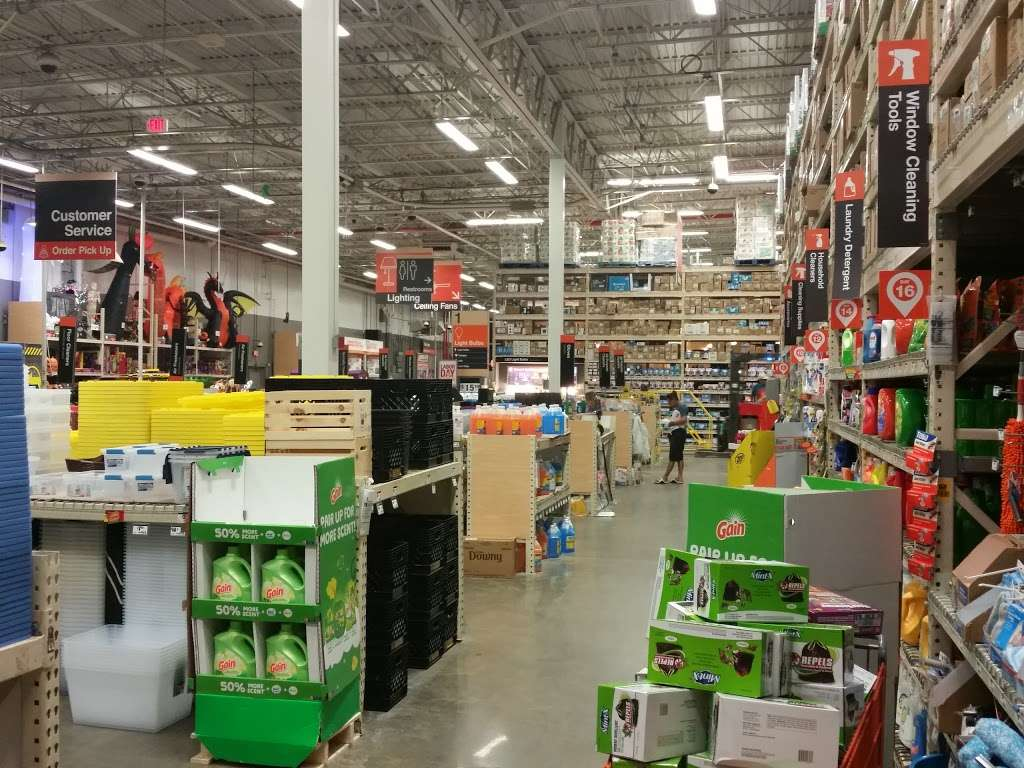 The Home Depot - hardware store  | Photo 8 of 10 | Address: 550 Hamilton Ave, Brooklyn, NY 11232, USA | Phone: (718) 832-8553