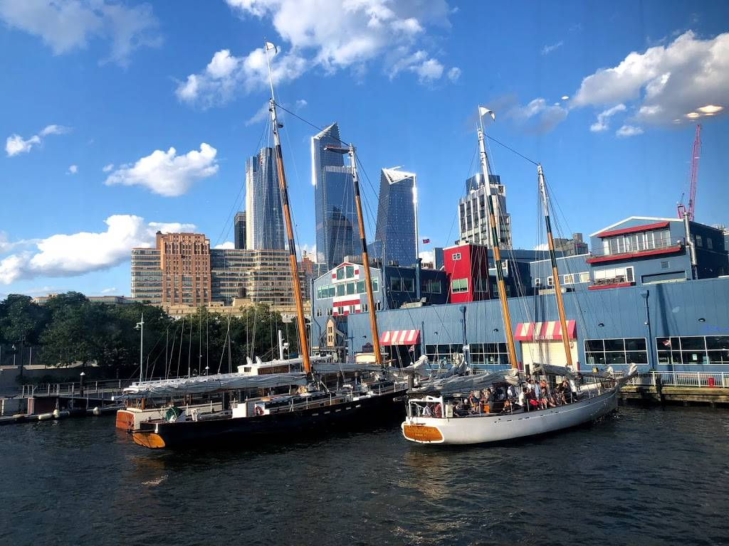 Spirit of New York by Hornblower Cruises & Events - restaurant  | Photo 5 of 10 | Address: 61 Chelsea Piers, New York, NY 10011, USA | Phone: (212) 727-2789