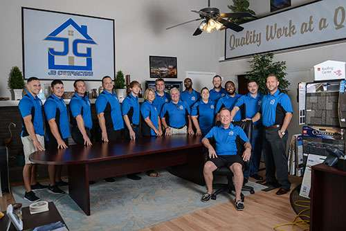 JG Contracting - Lees Summit - roofing contractor  | Photo 1 of 10 | Address: 833 NE Lakewood Blvd, Lees Summit, MO 64064, USA | Phone: (855) 475-7663