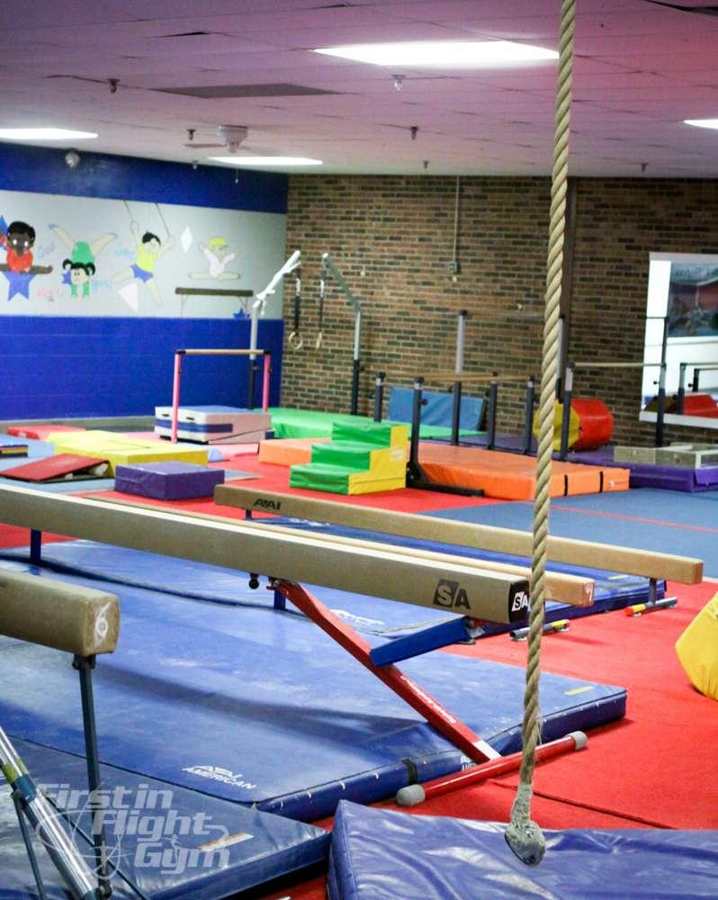 First In Flight Gym - gym    Photo 7 of 10   Address: 1000 S Myrtle School Rd, Gastonia, NC 28052, USA   Phone: (704) 866-0040