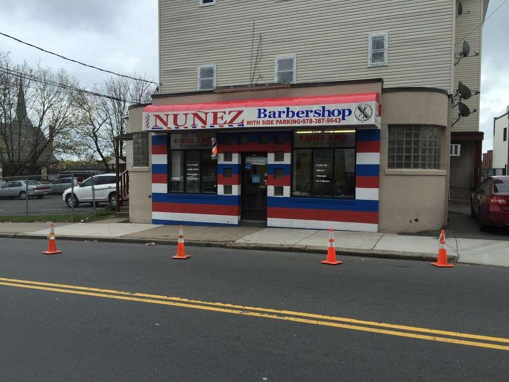 Nunez Barber - hair care  | Photo 1 of 10 | Address: 420 Essex St, Lynn, MA 01902, USA | Phone: (781) 780-9649