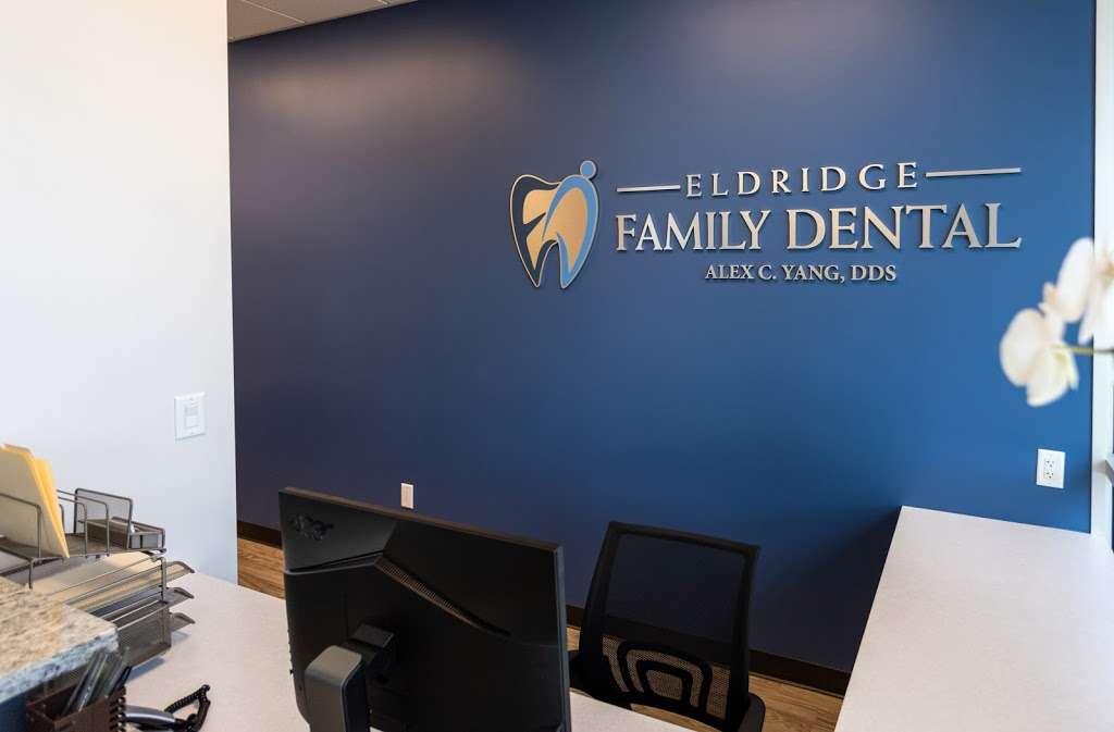 Eldridge Family Dental - Dr. Alex Yang - dentist  | Photo 5 of 10 | Address: 2220 Eldridge Rd Ste 150, Sugar Land, TX 77478, USA | Phone: (281) 302-6844
