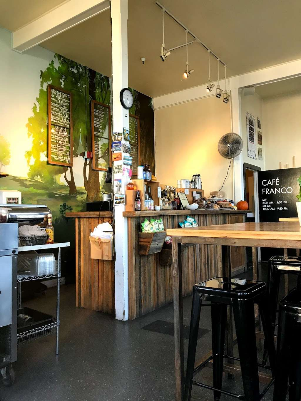 Cafe Franco - cafe  | Photo 1 of 10 | Address: 240 Funston Rd, San Francisco, CA 94123, USA | Phone: (415) 771-2268