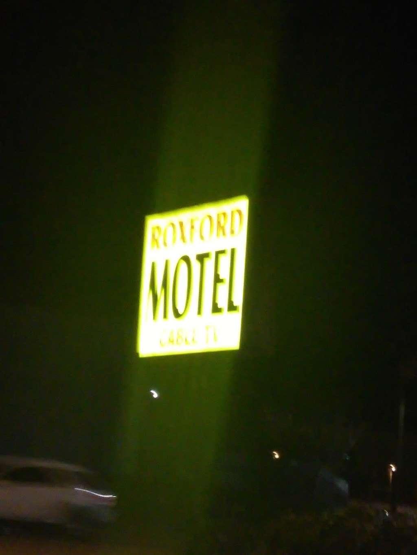 Roxford Motel - lodging    Photo 1 of 1   Address: 13177 San Fernando Rd, Sylmar, CA 91342, USA