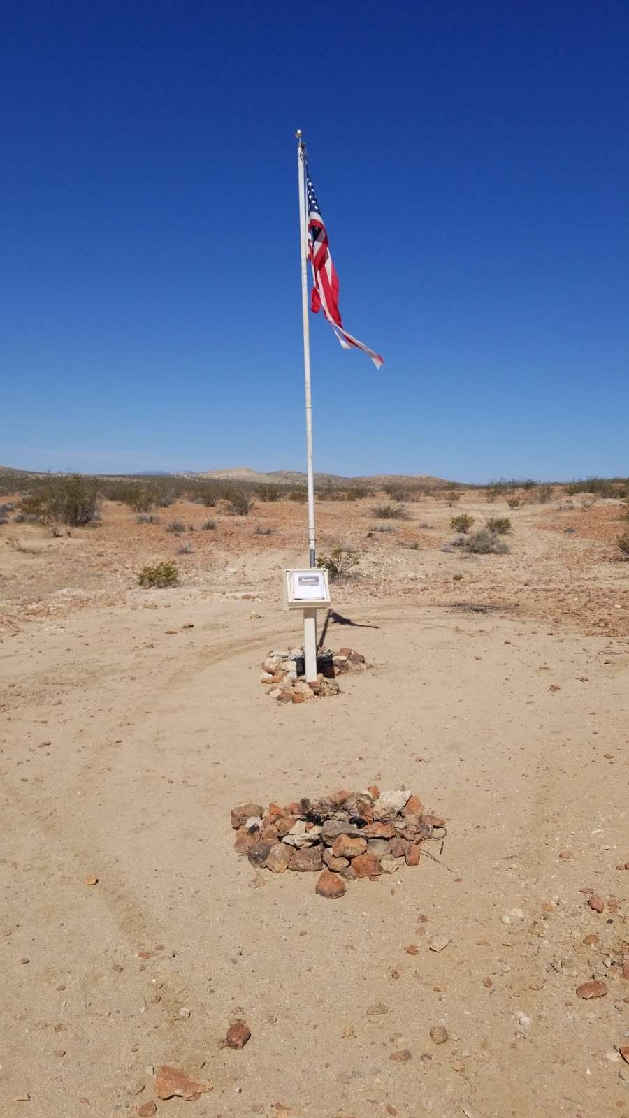"Mark ""Dash"" Graziano Memorial - museum  | Photo 3 of 3 | Address: Edwards, CA 93523, USA"
