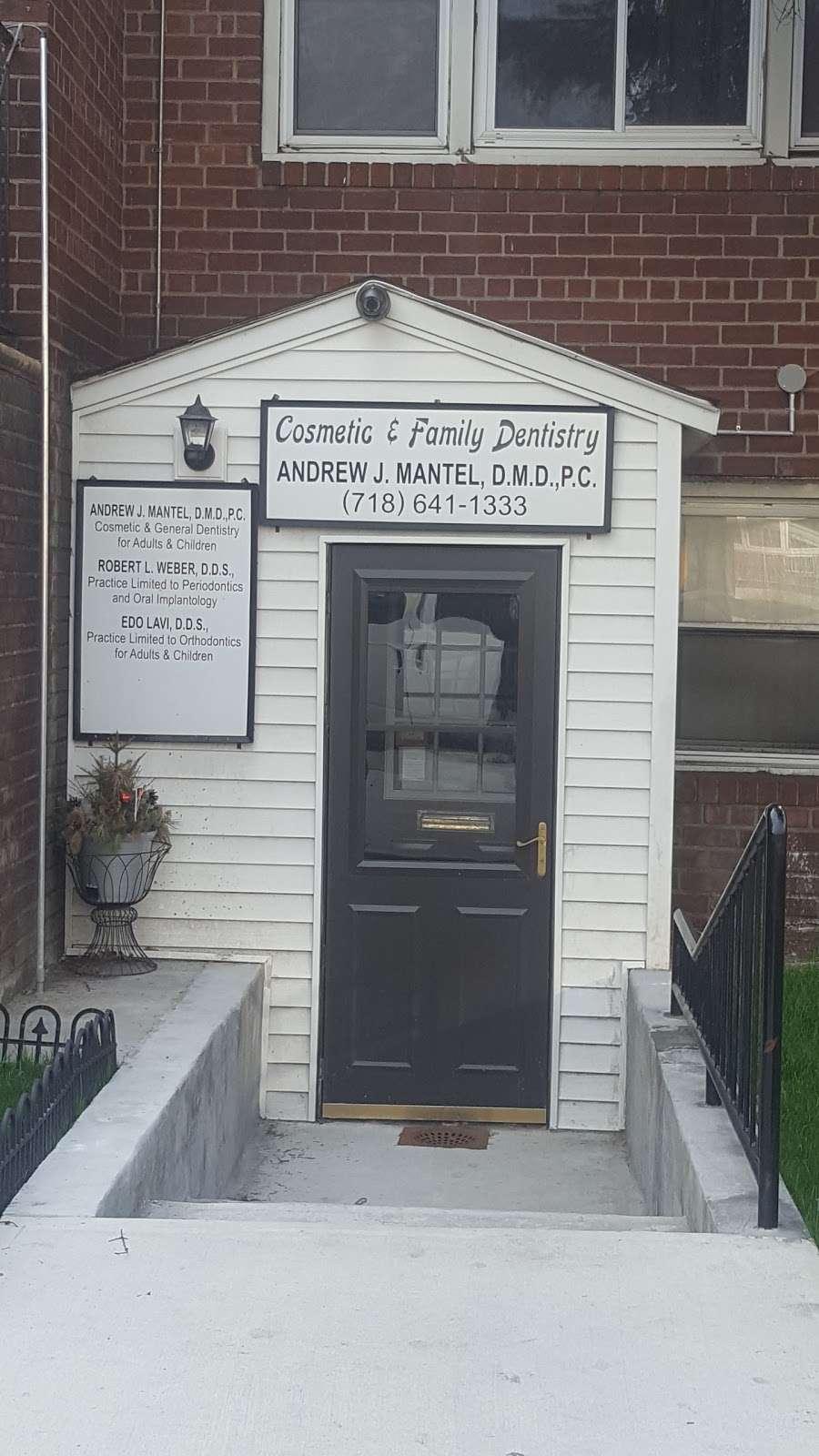 Mantel Andrew J DDS - dentist  | Photo 1 of 3 | Address: 150-9 89th St, Howard Beach, NY 11414, USA | Phone: (718) 641-1333