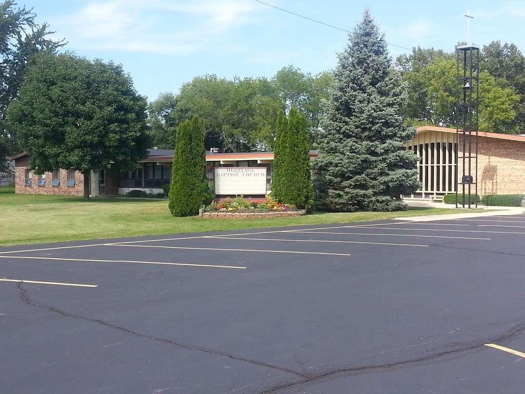 Heritage Baptist church - church  | Photo 5 of 6 | Address: 2313 17th Ave, Kenosha, WI 53140, USA | Phone: (262) 654-4665