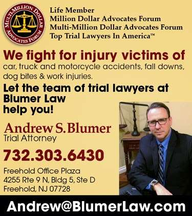 Law Office of Andrew S. Blumer - lawyer  | Photo 9 of 9 | Address: 4255 U.S. 9 Building 5 Suite D, Freehold, NJ 07728, USA | Phone: (732) 303-6430
