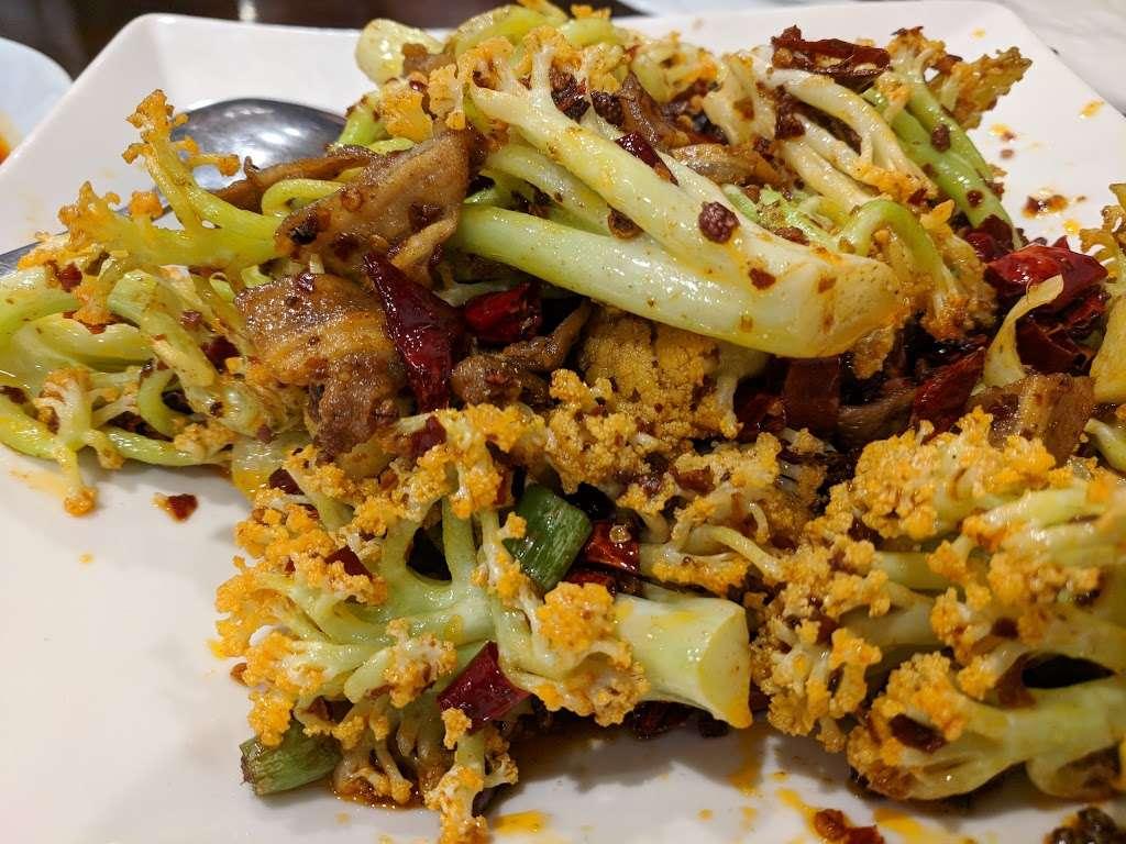 Hot Kitchen Sichuan Style - restaurant    Photo 4 of 10   Address: 133-43 Roosevelt Ave, Flushing, NY 11354, USA   Phone: (718) 690-2206
