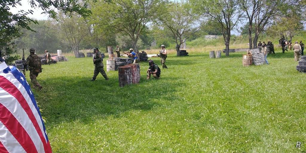 Blastcamp Paintball & Airsoft - campground  | Photo 1 of 10 | Address: 563 W 600 N, Hobart, IN 46342, USA | Phone: (219) 947-7733