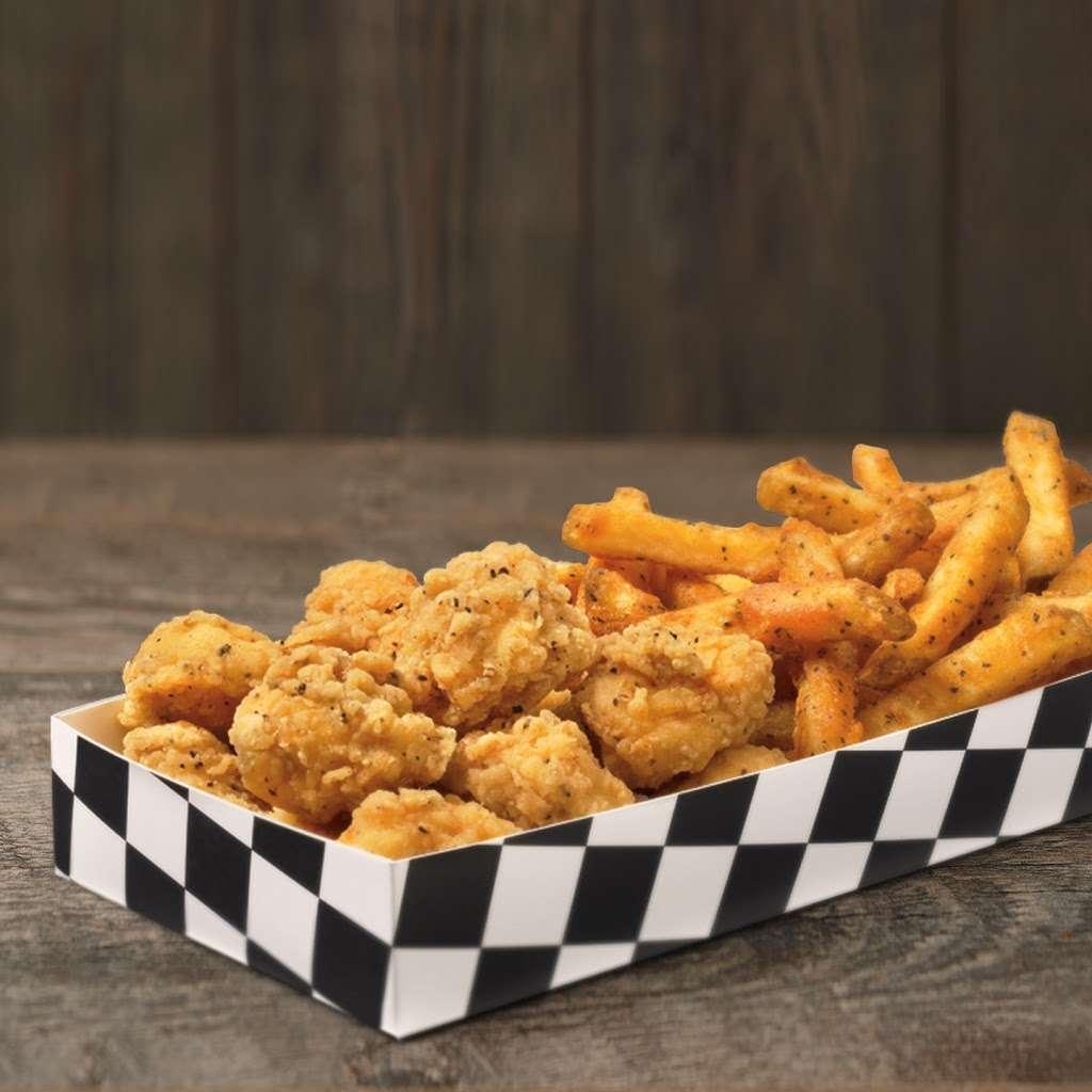 Checkers - restaurant    Photo 8 of 10   Address: 2925 Barker Cypress Rd, Houston, TX 77084, USA   Phone: (281) 676-8881