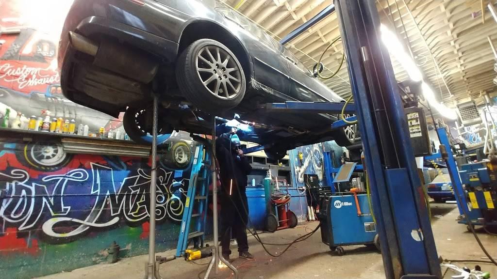 Lous Custom Exhaust - car repair  | Photo 6 of 10 | Address: 32 Allerton St, Boston, MA 02119, USA | Phone: (617) 989-1991