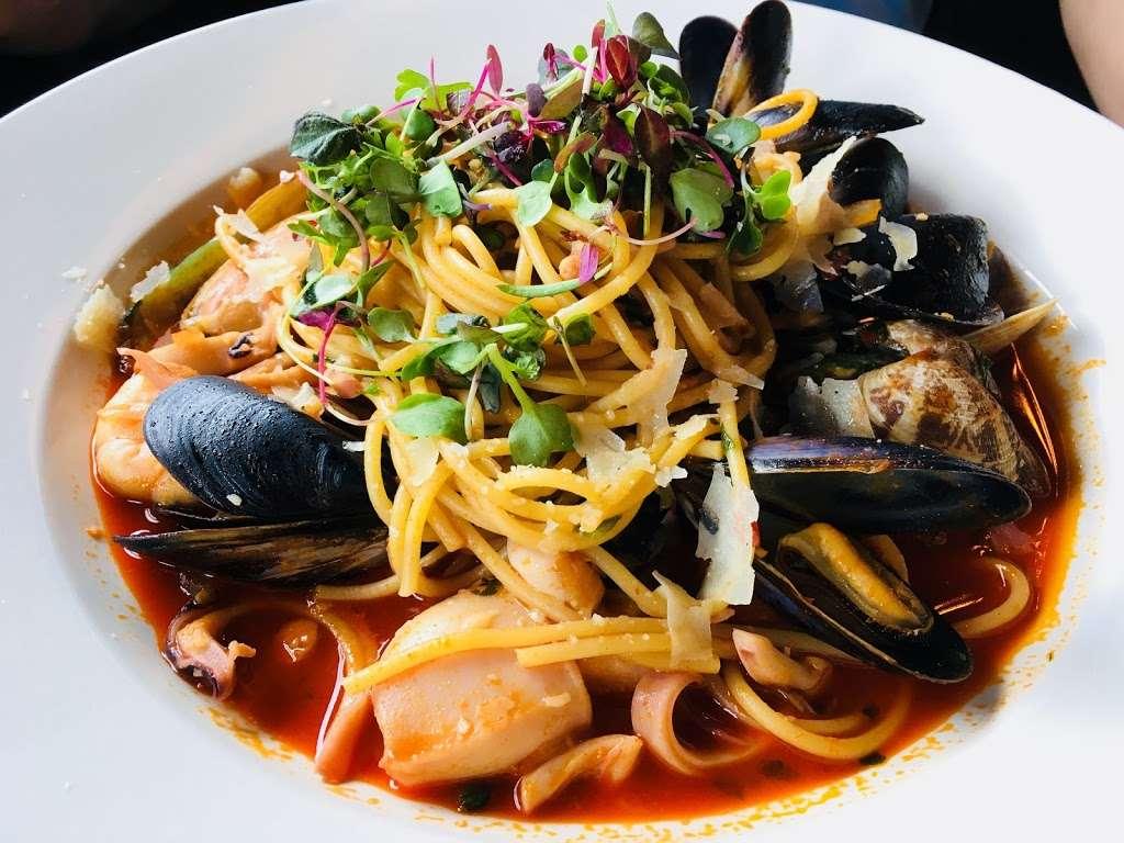 HAUS Cafe - restaurant    Photo 5 of 10   Address: 14740 Beach Blvd, La Mirada, CA 90638, USA   Phone: (714) 521-0079