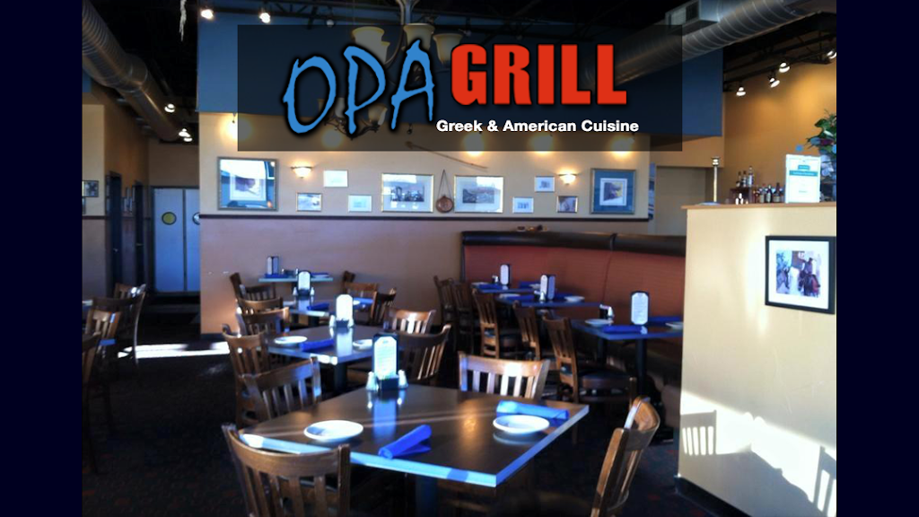 Opa Grill - restaurant  | Photo 1 of 10 | Address: 18366 Lincoln Ave, Parker, CO 80134, USA | Phone: (303) 841-7074