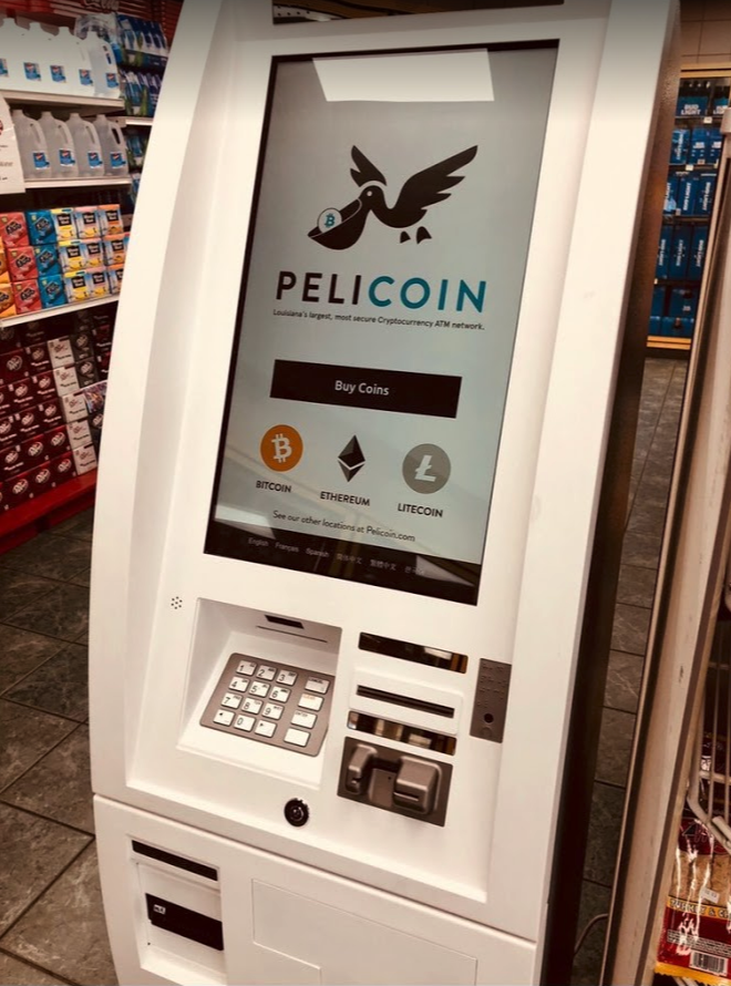 bitcoin atm new orleans)