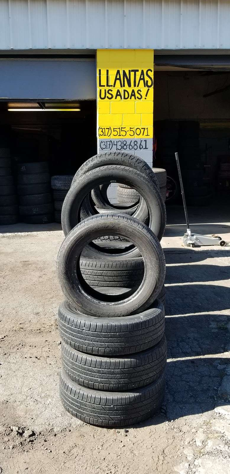 JADE USED TIRE SHOP - car repair  | Photo 8 of 10 | Address: 6105 E 38th St, Indianapolis, IN 46226, USA | Phone: (317) 515-5071