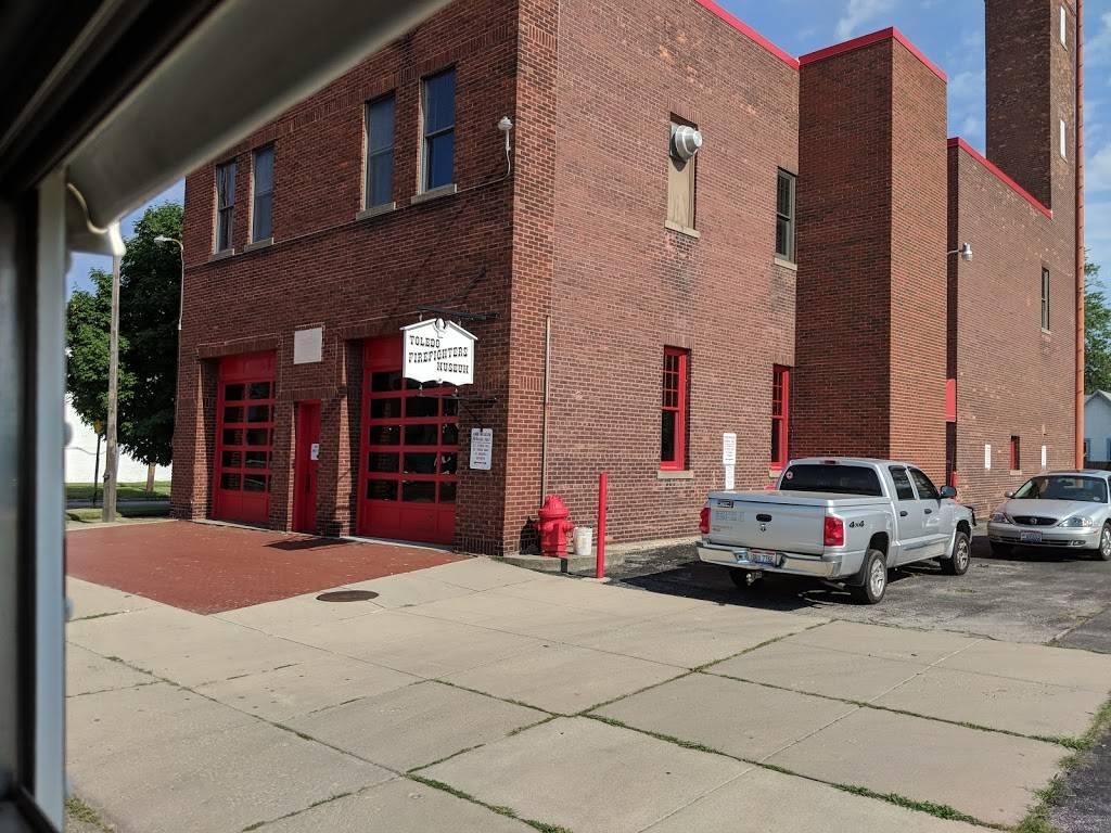 Toledo Firefighters Museum - museum  | Photo 3 of 10 | Address: 918 W Sylvania Ave, Toledo, OH 43612, USA | Phone: (419) 478-3473