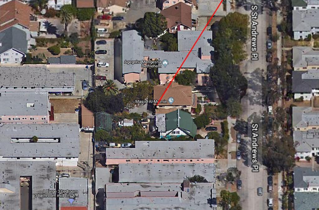 Masjid Al-Mumin - mosque  | Photo 5 of 9 | Address: 1635 S St Andrews Pl, Los Angeles, CA 90019, USA | Phone: (213) 925-1578