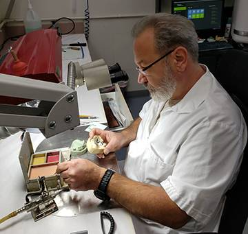 Custom Dental Prosthetics - dentist    Photo 6 of 7   Address: 19155 SE McLoughlin Blvd #105, Gladstone, OR 97027, USA   Phone: (800) 595-3495
