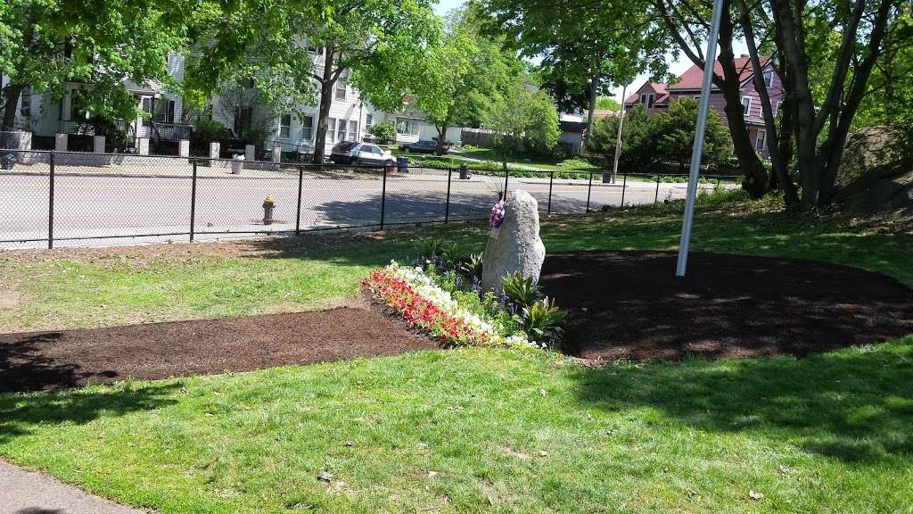 William G. Walsh Playground - park  | Photo 10 of 10 | Address: 967 Washington St, Boston, MA 02026, USA | Phone: (617) 635-4500