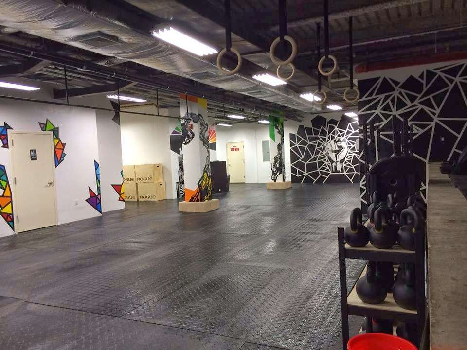Bowery CrossFit - gym  | Photo 1 of 10 | Address: 285 Grand St, New York, NY 10002, USA | Phone: (516) 725-5032