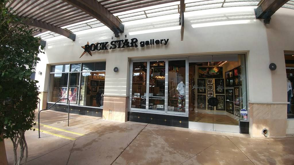 ROCK STAR gallery - shopping mall  | Photo 6 of 7 | Address: 15211 N Kierland Blvd #160, Scottsdale, AZ 85254, USA | Phone: (480) 275-4501