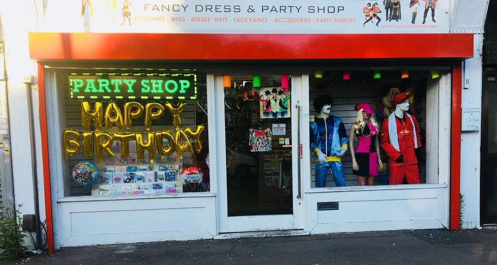 Costume N Party - Balloons, Fancy Dress, Wigs, Accessories - hair care  | Photo 9 of 10 | Address: 286 Chingford Rd, Walthamstow, London E17 5AL, UK | Phone: 020 8090 0399
