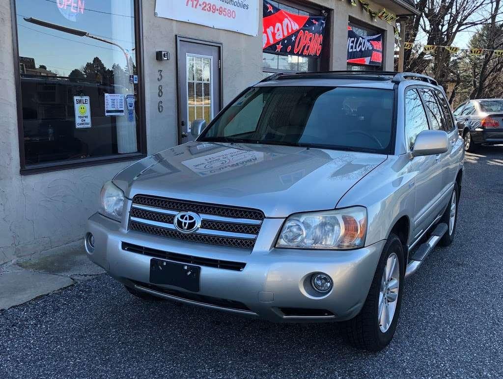 CarMania, LLC - car dealer  | Photo 9 of 10 | Address: 386 W Market St, Hallam, PA 17406, USA | Phone: (717) 239-9580