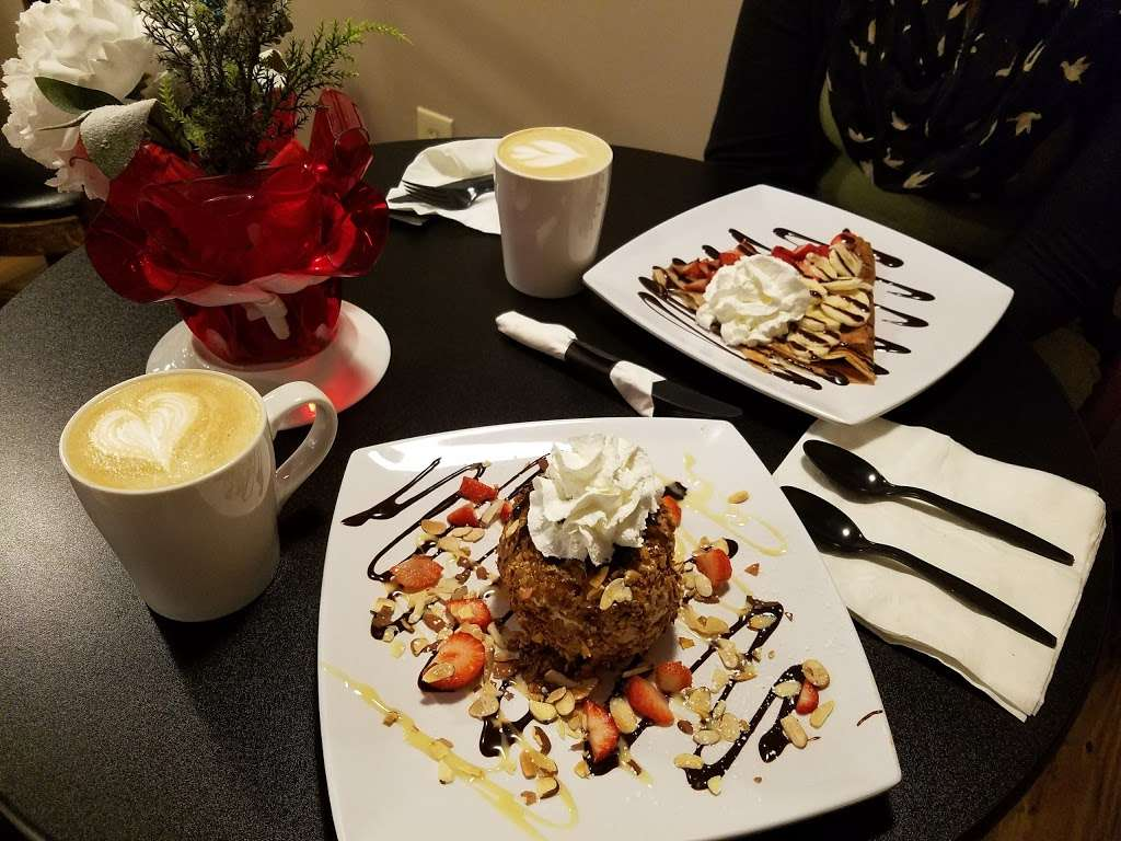 Colados Coffee & Crepes - cafe    Photo 7 of 9   Address: 10685 W Indian School Rd Suite G, Avondale, AZ 85392, USA   Phone: (623) 215-3826
