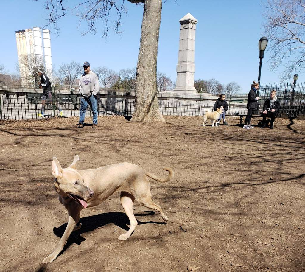 142nd Street Dog Run - park  | Photo 1 of 10 | Address: 675 Riverside Dr, New York, NY 10031, USA | Phone: (212) 870-3070