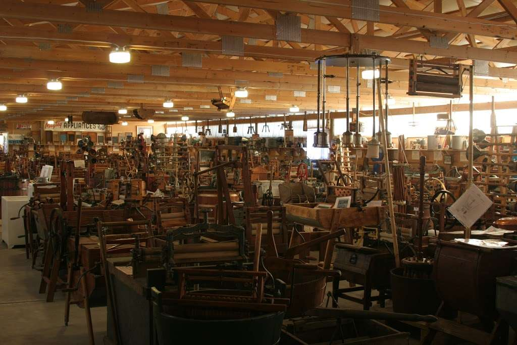 Lee Maxwell Washing Machine Museum - museum  | Photo 3 of 10 | Address: 35901 WCR 31, Eaton, CO 80615, USA | Phone: (970) 454-1856