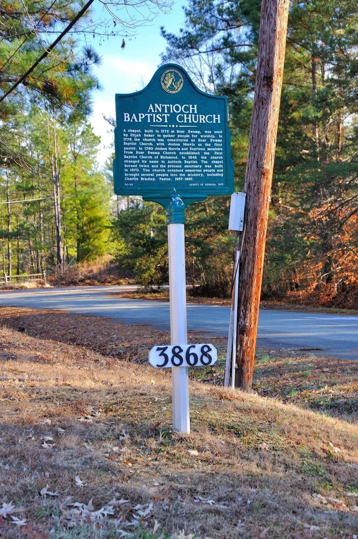 Antioch Baptist Church - church  | Photo 1 of 7 | Address: 3868 Antioch Church Rd, Sandston, VA 23150, USA | Phone: (804) 737-0500