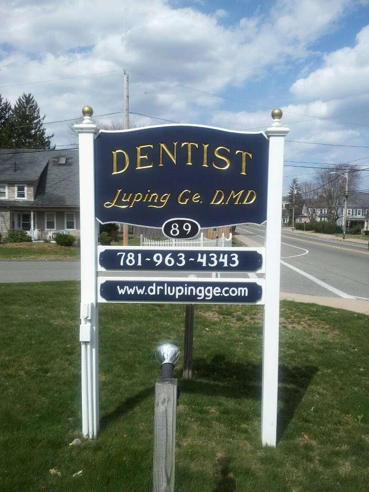 Luping Ge, D.M.D. - dentist  | Photo 1 of 1 | Address: 89 S Main St, Randolph, MA 02368, USA | Phone: (781) 963-4343