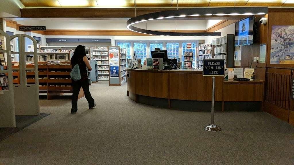 Mary Riley Styles Public Library - library  | Photo 6 of 10 | Address: 120 N Virginia Ave, Falls Church, VA 22046, USA | Phone: (703) 248-5030