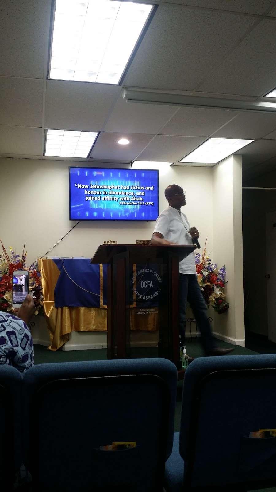 Overcomers In Christ Faith Assembly (OCFA) - church  | Photo 1 of 1 | Address: 557 Rogers Ave, Brooklyn, NY 11225, USA | Phone: (929) 261-8599