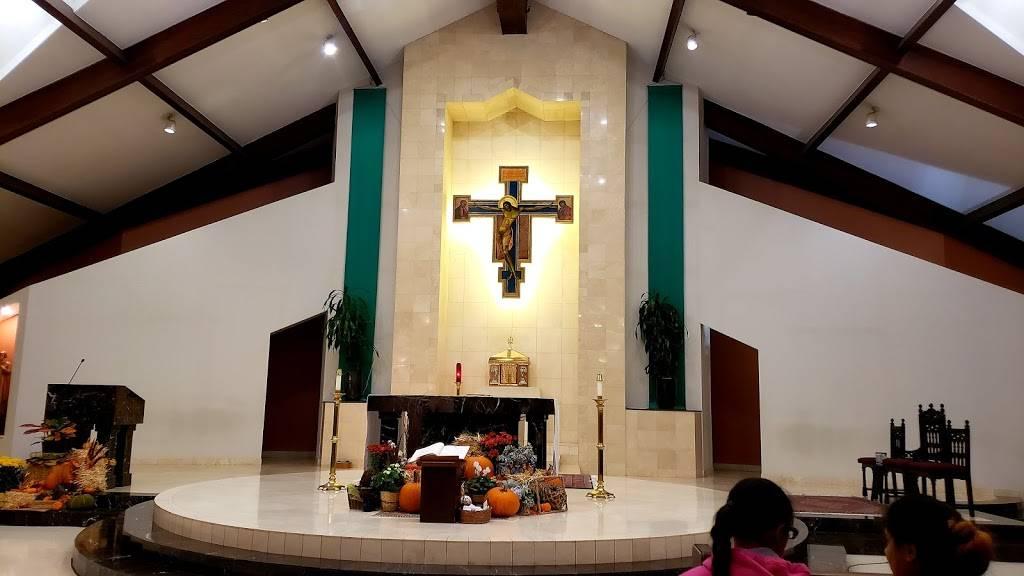 St. James the Greater Catholic Church - church  | Photo 2 of 10 | Address: 4201 S McKinley Ave, Oklahoma City, OK 73109, USA | Phone: (405) 636-6800