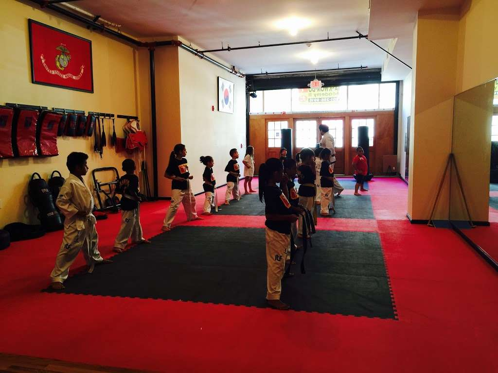 International Taekwon-do Academy II - gym  | Photo 2 of 10 | Address: 523 Palisade Ave, Jersey City, NJ 07307, USA | Phone: (201) 356-9918